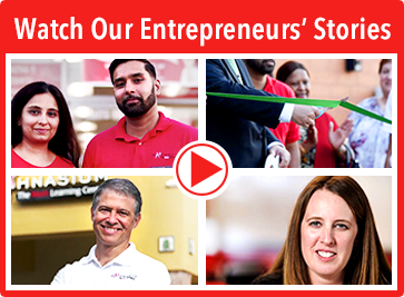 watch our entrepreneurs stories
